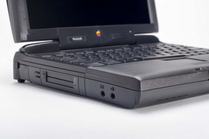 Un prototype de PowerBook 3400