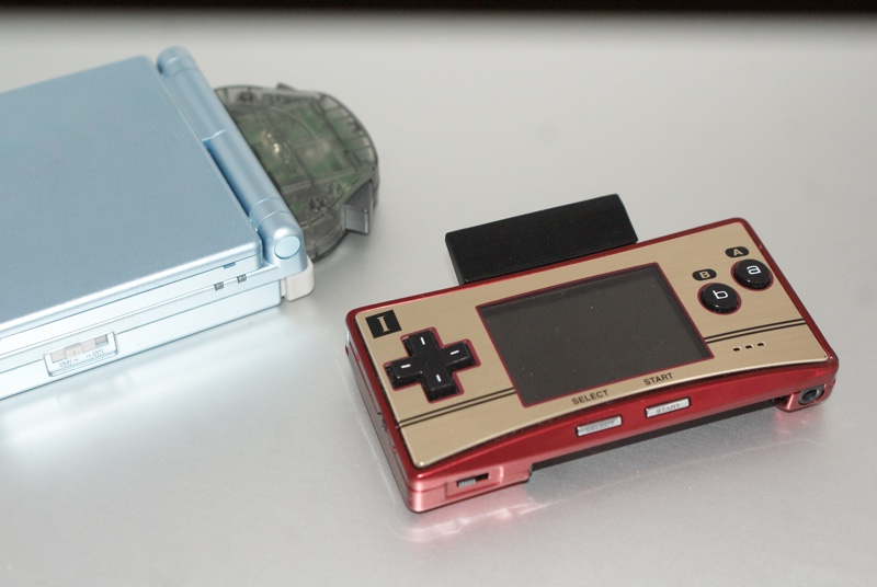 Deux Game Boy, deux adaptateurs