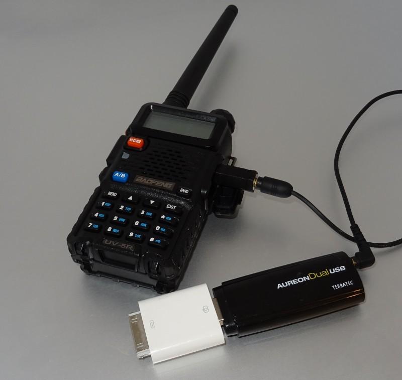 Radio et adaptateur