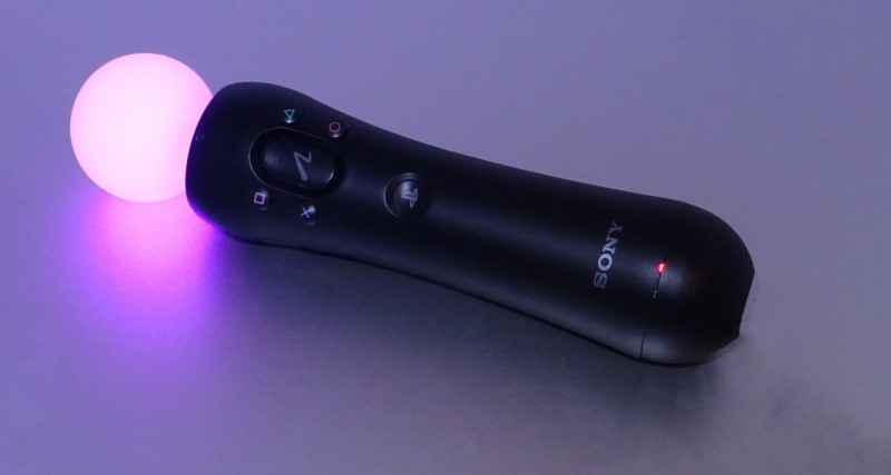 Le PlayStation Move