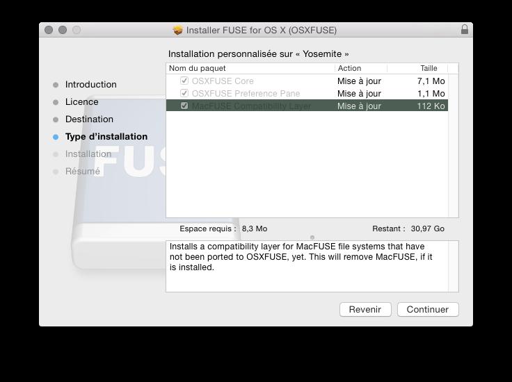 Installer Mac Fuse