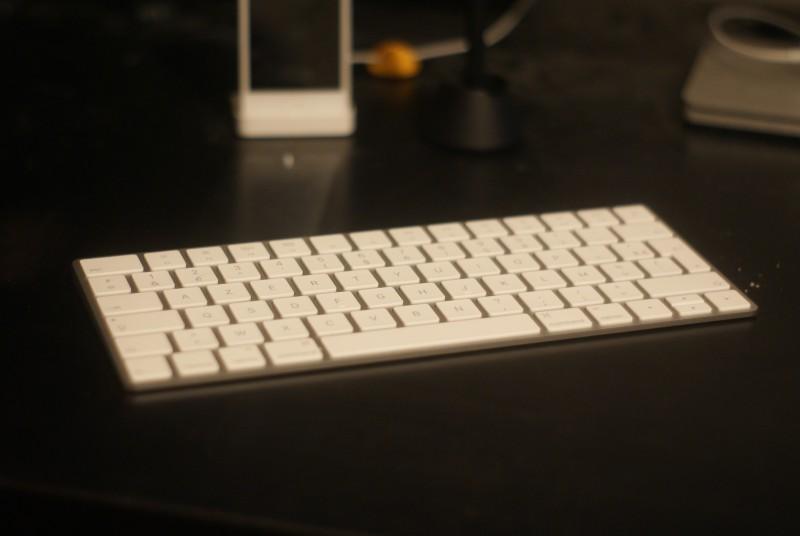 Le Magic Keyboard