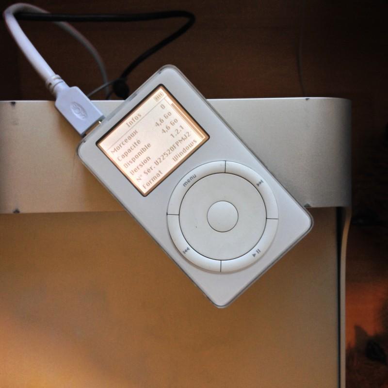 L'iPod (sur un Mac, sous Windows)
