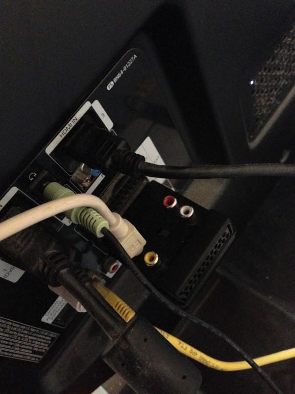 Un câble ADB comme câble S-Video