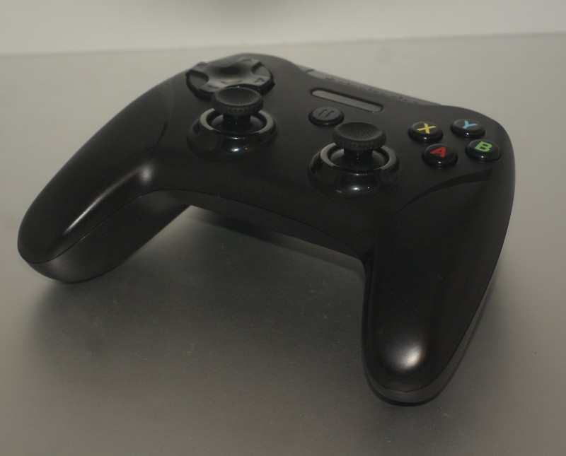 Ma manette SteelSeries