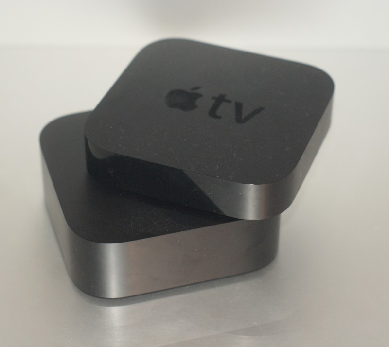 Apple TV vs. Apple TV