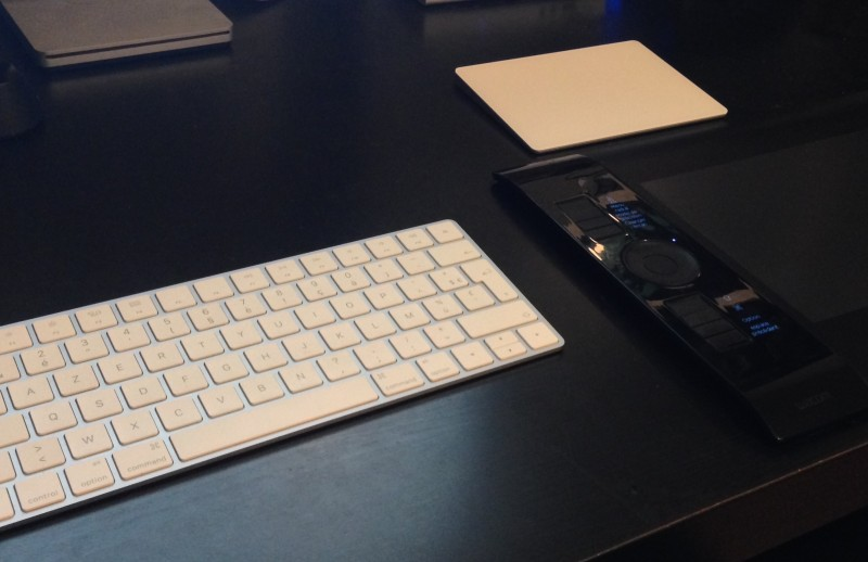 Tablette, Magic Trackpad, Magic Keyboard