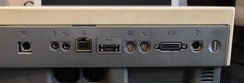 La connectique