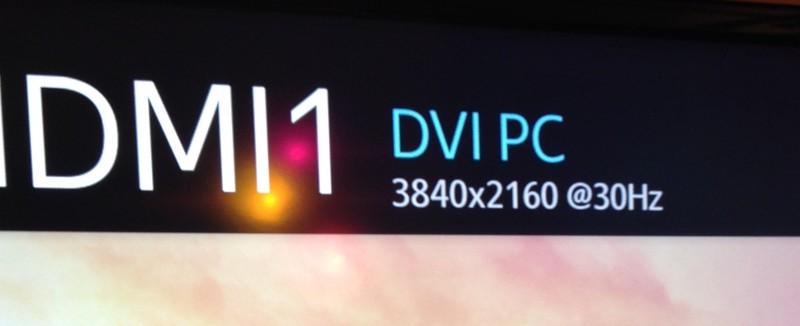 HDMI en direct