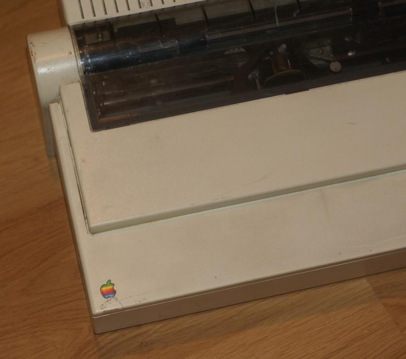 Mon ImageWriter II a vécu