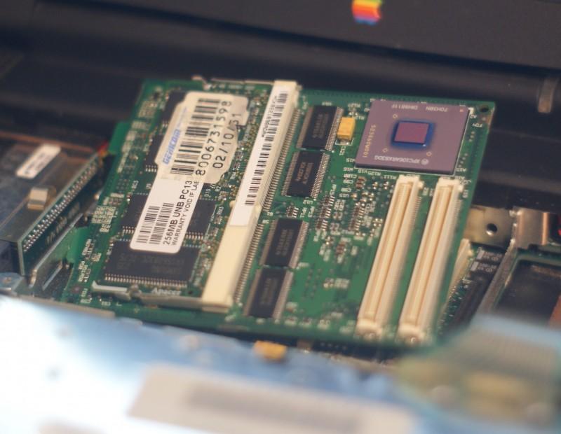 CPU et RAM