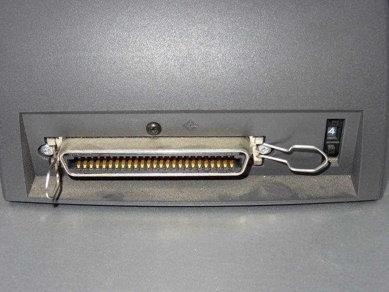 Le dock et le SCSI