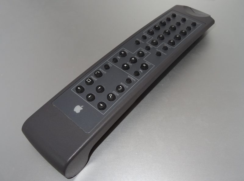 La télécommande