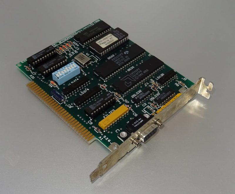La carte ISA 8 bits