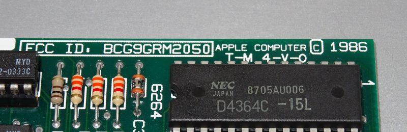 Apple, 1986