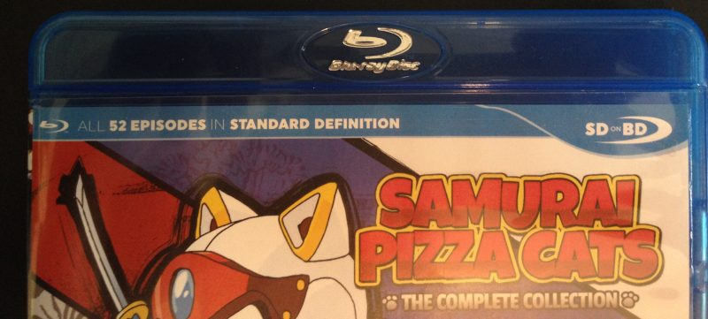 SD on Blu-ray