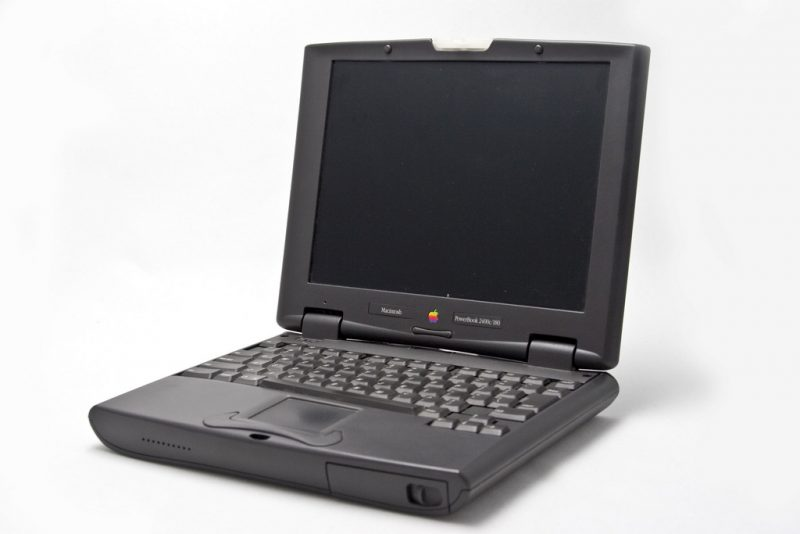 Le PowerBook 2400c
