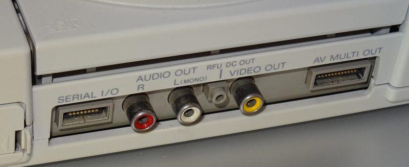 Les sorties audio et vidéo