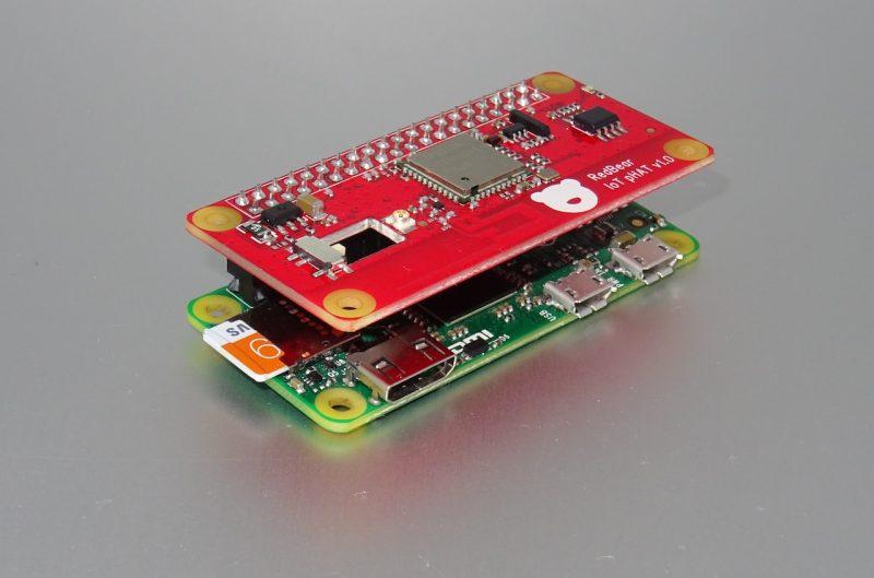 Sur un Raspberry Pi Zero