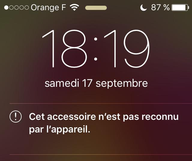 Sous iOS 9