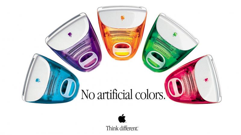 Les iMac G3