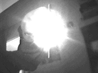 Une télécommande infrarouge