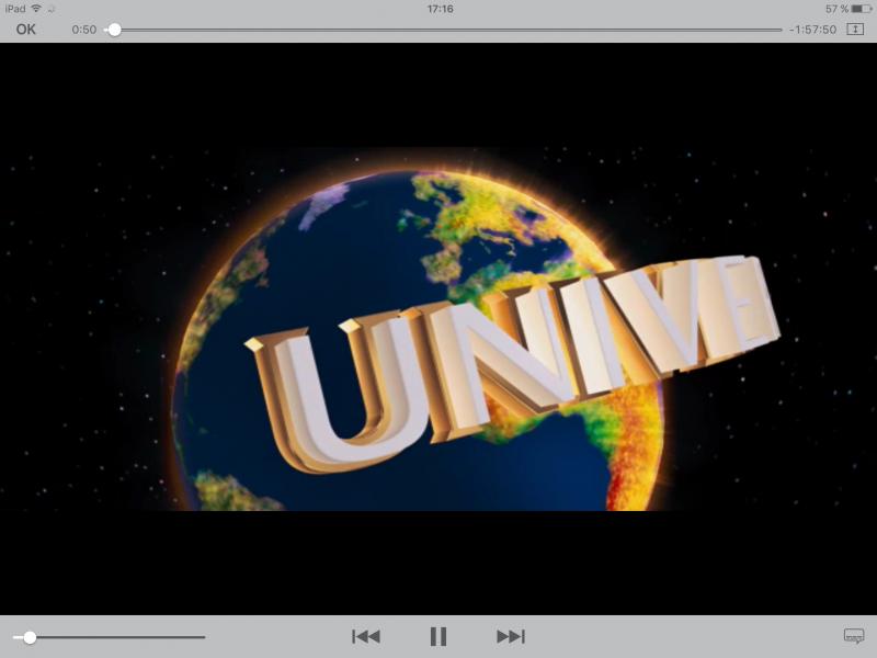 Une vidéo iTunes sous iOS 9