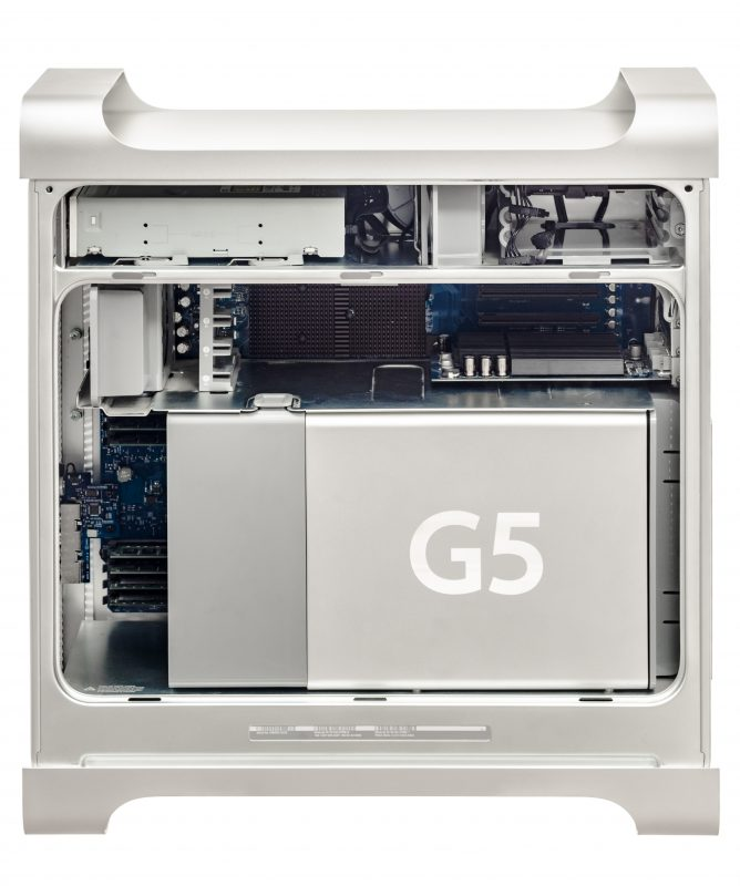 Le Power Mac G5