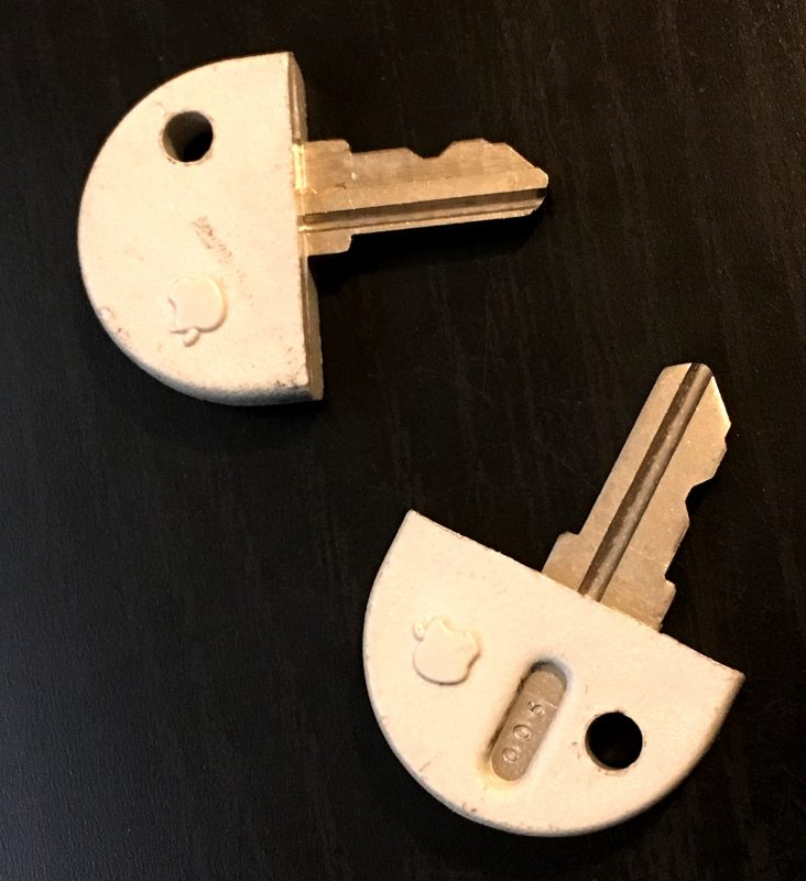 Les clés