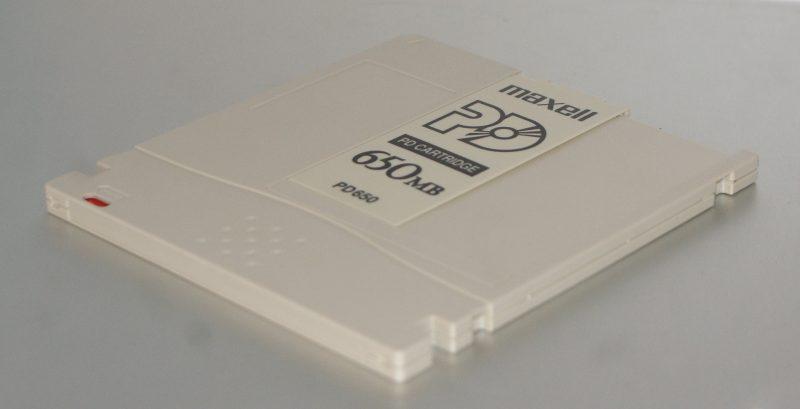 Un disque PD